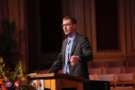 Pastor Jonathan Russell.