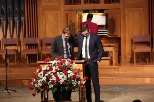 Pastors Jonathan and Colby
