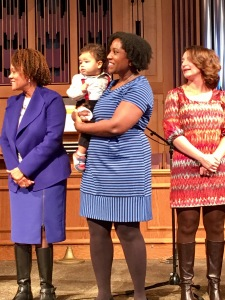 Howard Baby Dedication