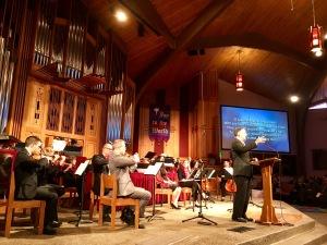 Bob Cafferky and Sunnyside Chamber Orchestra