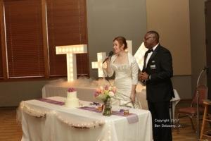 Pastor Kara and Terry Johnsson