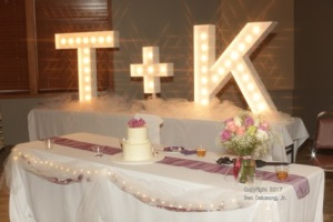 Wedding Recption